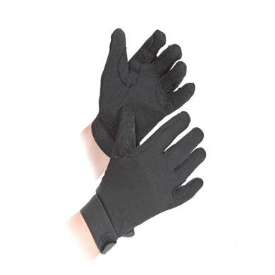 Cotton Pimpled Riding Gloves